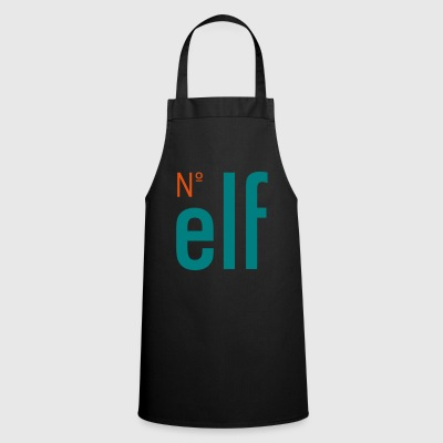 No. eleven logo - Cooking Apron