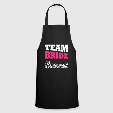 Team Bride Bridesmaid - Cooking Apron