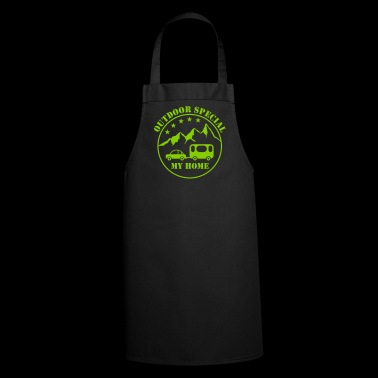 OUTDOOR SPECIAL - Cooking Apron