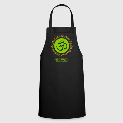 WEAR THE POWER OF OM - Cooking Apron