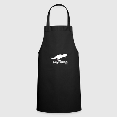 Daddysaurus fathers day gift - Cooking Apron