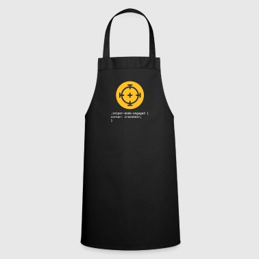 Sniper Mode - Cooking Apron