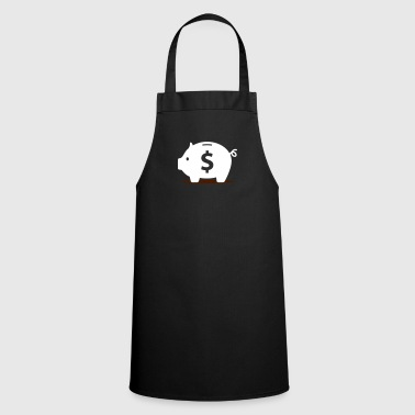 Piggy Bank - Tablier de cuisine