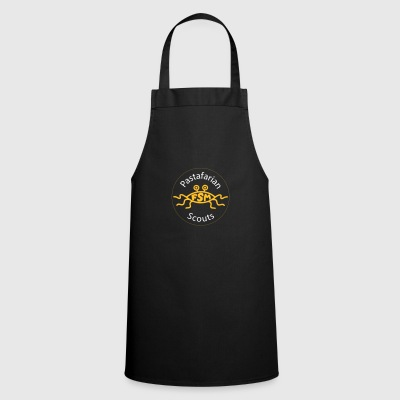 Pastafarian Scouts Orange - Cooking Apron
