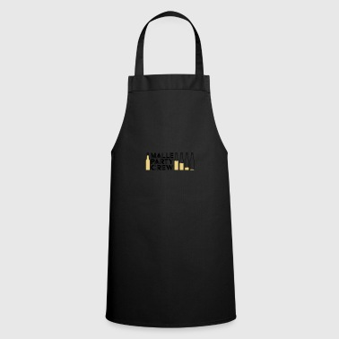 Malle Party Creqw - Cooking Apron