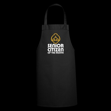 Senior Of The Month - Cooking Apron