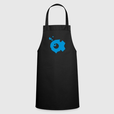 BubbleFish logo - Cooking Apron