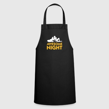 Brilliant Night With 2 Women! - Cooking Apron