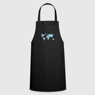 map of the world - Cooking Apron