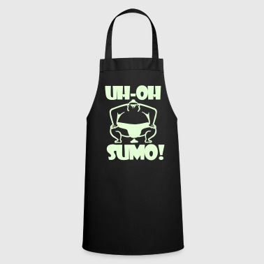 UH-OH SUMO! - Cooking Apron