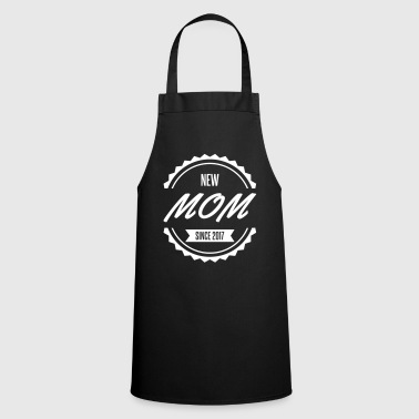 new mom since 2017 - Tablier de cuisine