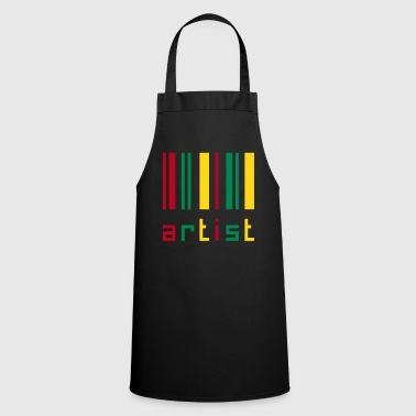 Art / Artist / Painting / Design / Music / Kunst - Cooking Apron