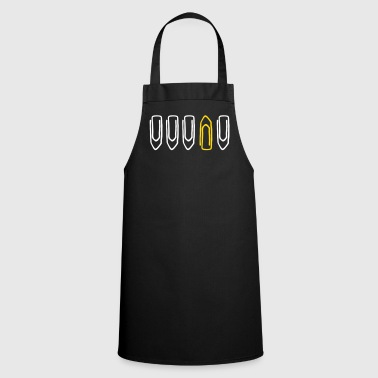 Office Clip - Be different - gift for colleagues - Cooking Apron