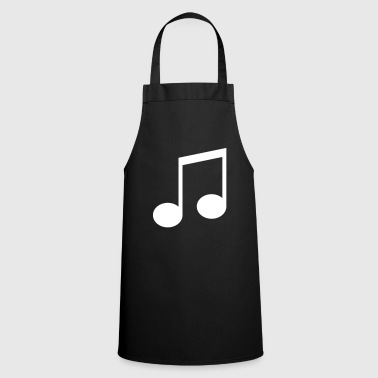 Music Note Gift Clef Concert - Cooking Apron