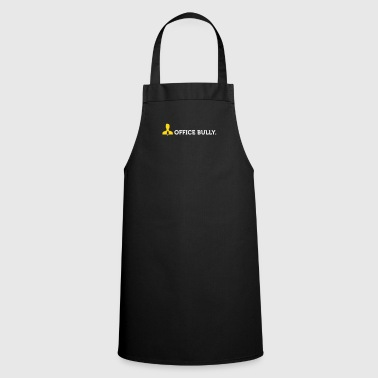 Macho Quotes: Office Bully! - Cooking Apron