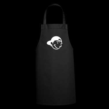 A Boy With A Baseball Cap - Cooking Apron