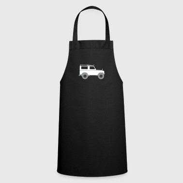 Sports Utility Vehicle - Cooking Apron