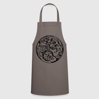 Chrono Movement - Cooking Apron