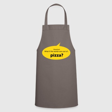 pizza - Tablier de cuisine