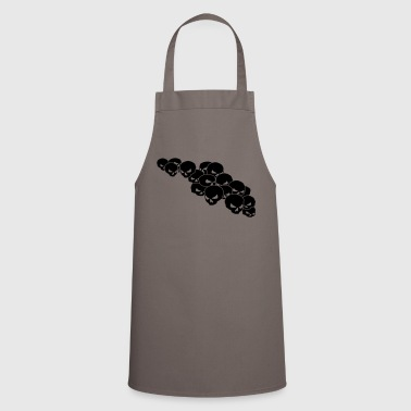skull group - Cooking Apron