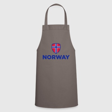 National Flag Of Norway - Cooking Apron