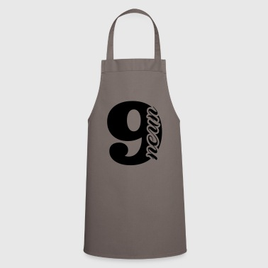 nine - Cooking Apron