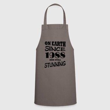 On earth since 1988 and still stunning - Cooking Apron