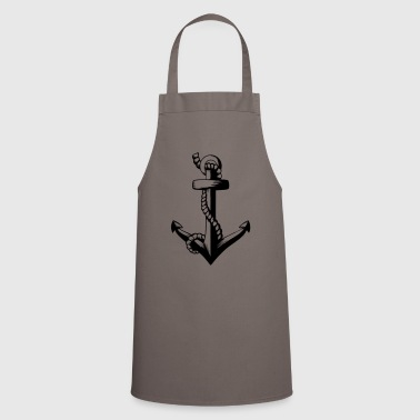 Anchor with rope - Cooking Apron