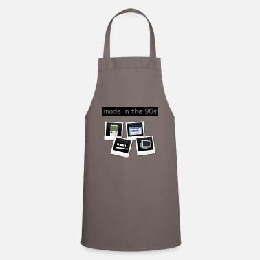 Nineties made in the 90s - Apron