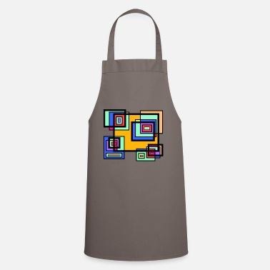 Cube cubes - Cooking Apron