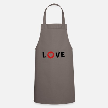 I Love Love I Love DS - Cooking Apron