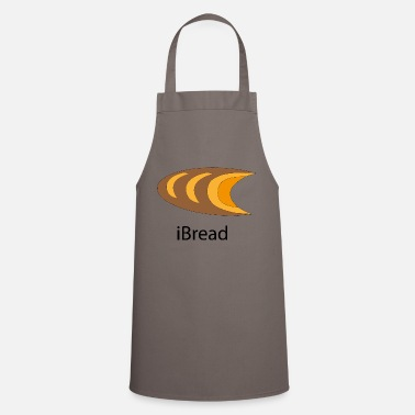 Bakery iBread Bread Bakery Funny Gift for Bakers - Cooking Apron