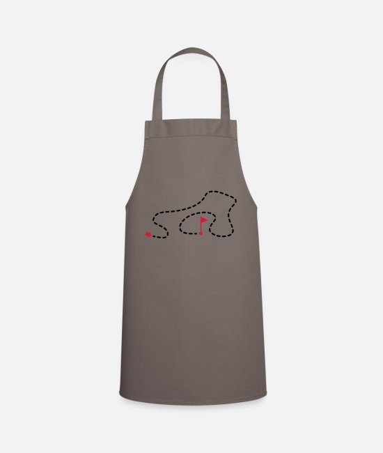 Way Aprons - route_1f2 - Apron grey
