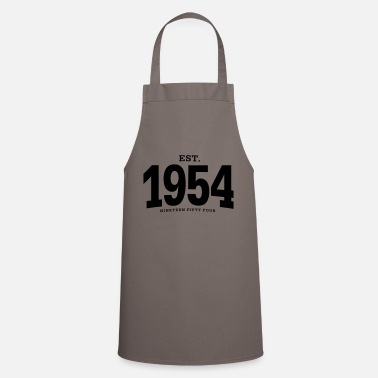 East Berlin EST. 1954 Nineteen Fifty Four - Apron