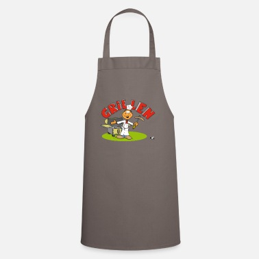 Grill grilling - Cooking Apron