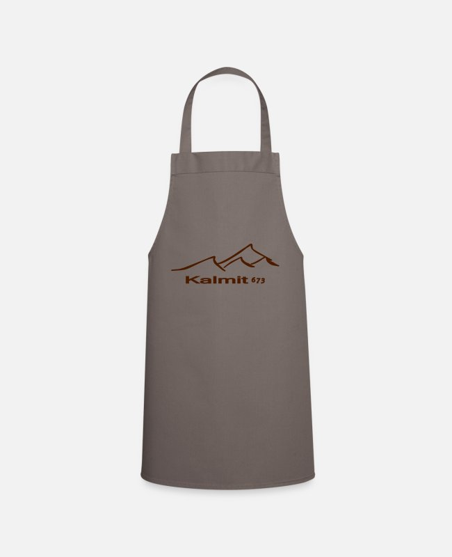 Mountains Aprons - Kalmit ranger - Apron grey