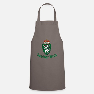 Steiermark T-shirt for real Styrians - Cooking Apron