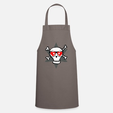 View scull with a view - Cooking Apron