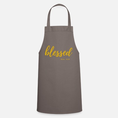 Bless You blessed - Apron