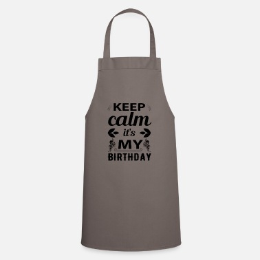 Birthday Greeting Birthday greeting Congratulations - Apron