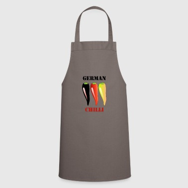 German chili - Cooking Apron