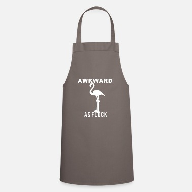 Embarrassing Embarrassing as a flock - Cooking Apron