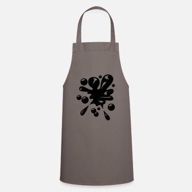 Blob of motif to print on hoodie or t-shirt - Apron