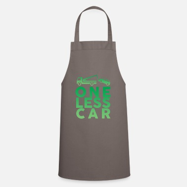 Halloween One car less - Apron