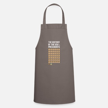 Us History of the US Presidents US Presidents - Cooking Apron