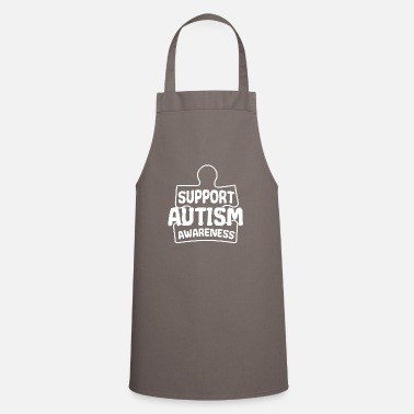 Affection Support autism awareness - Apron