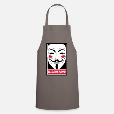 Remember Remember The 5th Of November Guy Fawkes - resistance - Apron