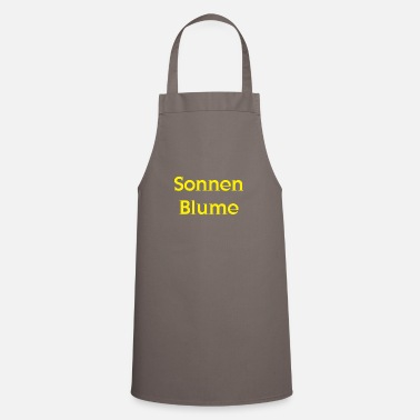 Sun Flower Sun flower - Cooking Apron