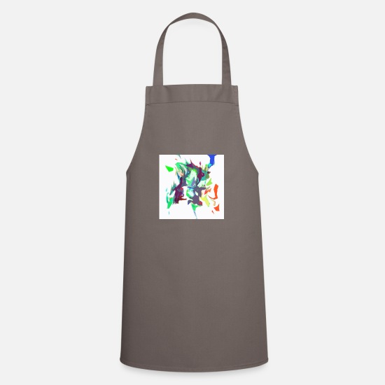 Love Aprons - Mixed colors - Apron grey