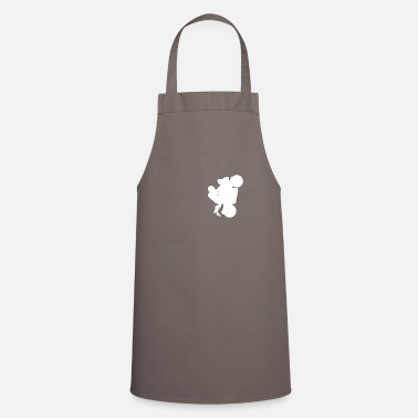 Motocycle Motorcycle Motocycle Wheeli! - Apron